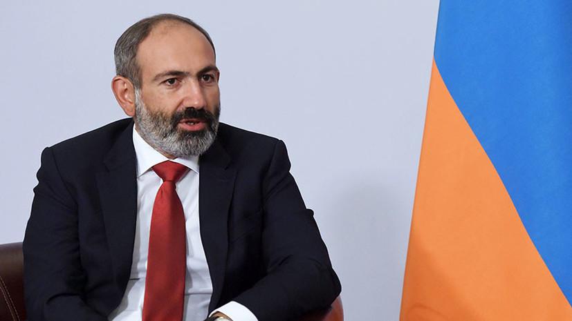 В процессе армянской революции не было геополитического заговора – Пашинян об отношениях с Россией