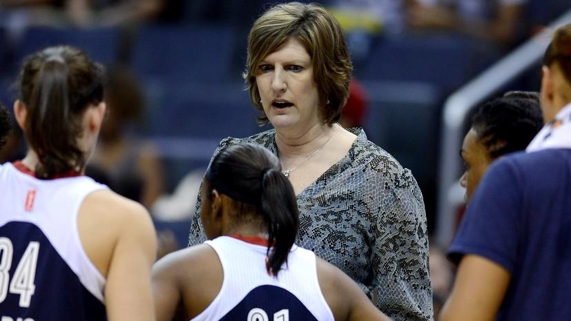 На 57-м году жизни скончалась четырёхкратная олимпийская чемпионка по баскетболу Донован