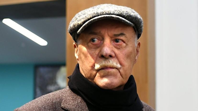 Владимир Винокур выразил соболезнования в связи со смертью Станислава Говорухина