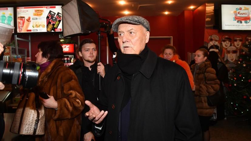 Михаил Боярский назвал смерть Станислава Говорухина очень серьёзной утратой