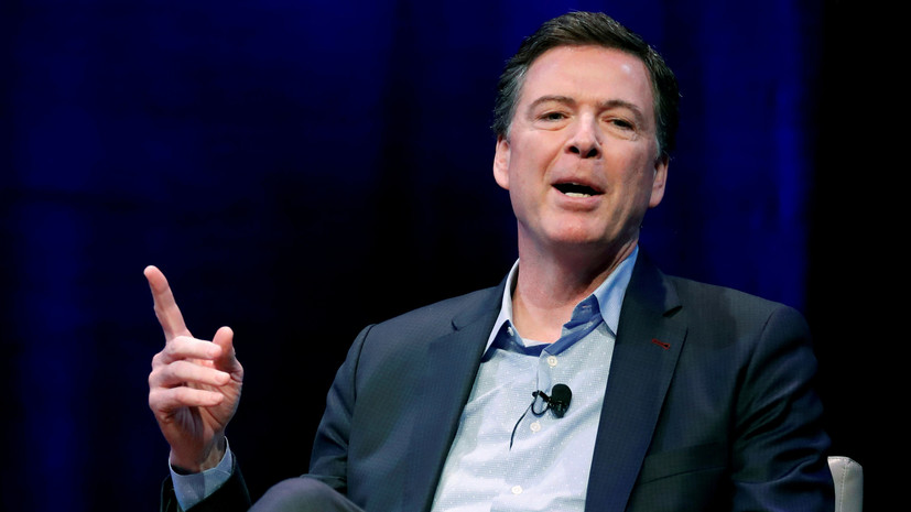 Коми отошёл отнорм ФБР при изучении дела Клинтон