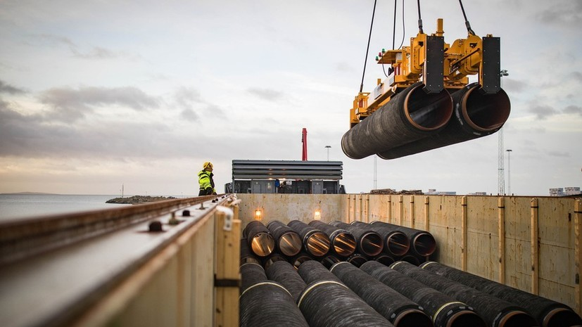 Эксперт прокомментировал заявления «Нафтогаза» о необратимых последствиях «Северного потока — 2»