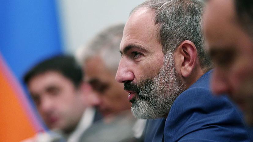 Пашинян рассказал о взаимоотношениях с Путиным
