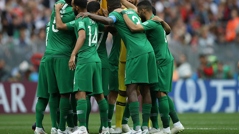 Сборная Саудовской Аравии провела вторую замену в матче ЧМ-2018 с Россией