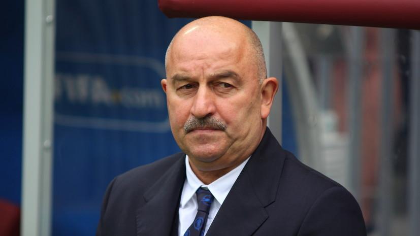 Черчесов прокомментировал замены, проведённые в матче с Саудовской Аравией на ЧМ-2018