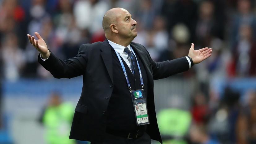 Эксперт о критике Черчесова: промежуточные выводы будем делать после матча с Уругваем