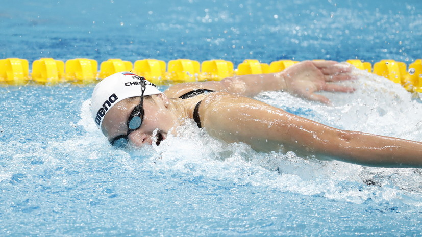 Российские пловцы завоевали семь медалей на этапе серии «Маре Нострум» в Барселоне