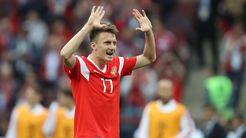 СМИ сообщили, что «Ювентус» согласовал условия контракта с Головиным
