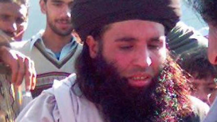 СМИ сообщили о ликвидации в Афганистане лидера пакистанских талибов