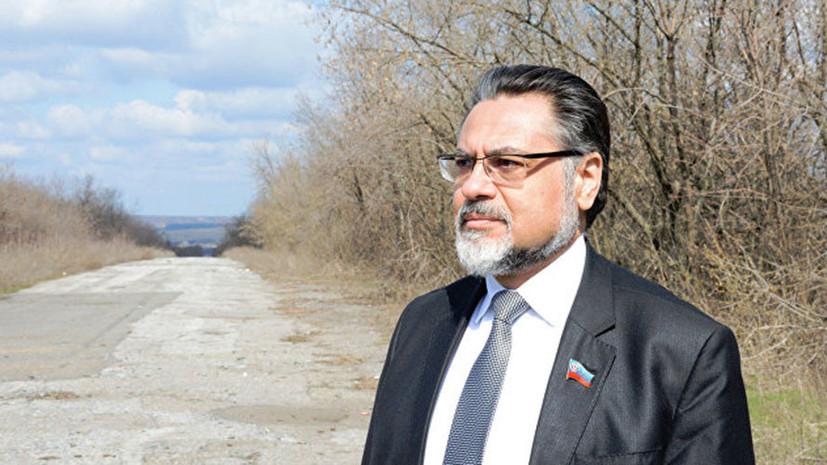 В МИД ЛНР рассказали об условиях сохранения республики в составе Украины