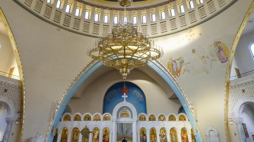 В Екатеринбурге планируют построить храм во имя святого Евгения Боткина