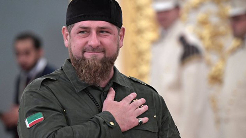 Кадыров пообещал, что юморист Слепаков напишет новую песню о сборной России по футболу