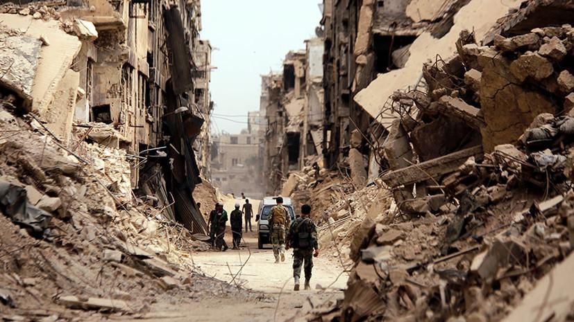 В МИД России призвали не допустить стагнации в урегулировании кризиса в Сирии
