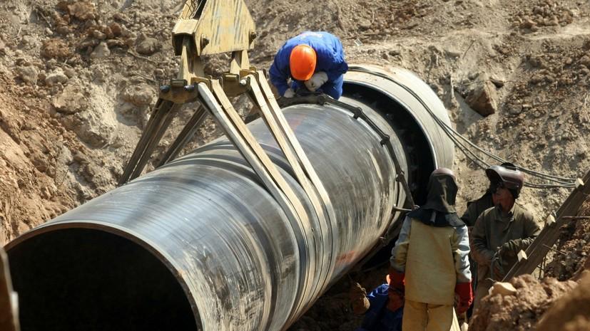 Эксперт прокомментировал возобновление переговоров «Газпрома» с Южной Кореей о газопроводе