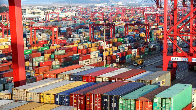 Тарифный груз: почему китайская экономика замедлилась после уверенного роста в начале года