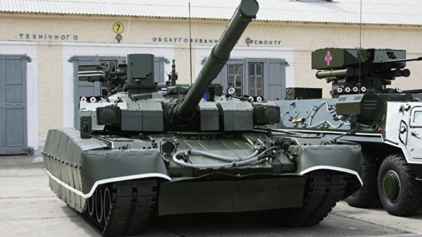 Украинский военный рассказал о провале «Оплотов» на танковом биатлоне в ФРГ