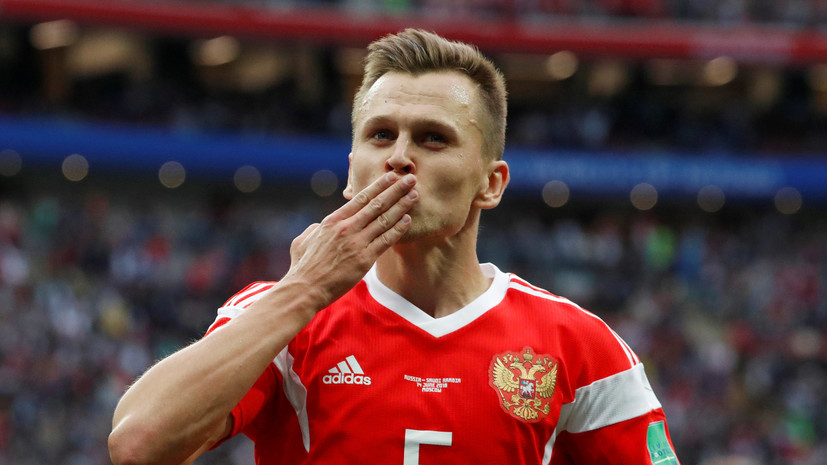 Черышев поздравил испанца Начо с голом в ворота сборной Португалии на ЧМ-2018 по футболу