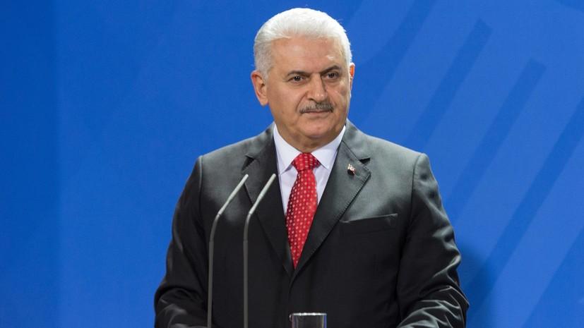 Премьер Турции заявил о политизированности Евровидения