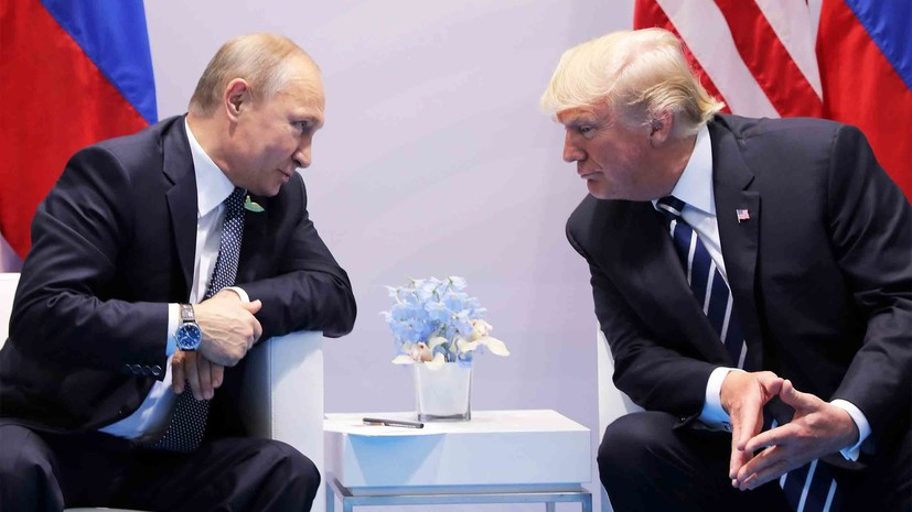 «России и США одних рукопожатий мало»: может ли окружение Трампа препятствовать его возможной встрече с Путиным