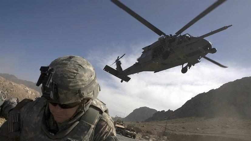 Высотная болезнь: Пентагон заявил о превосходстве Ми-17 над американскими «Чёрными ястребами»
