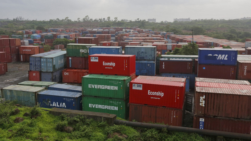 Индия повысила пошлины на американские товары