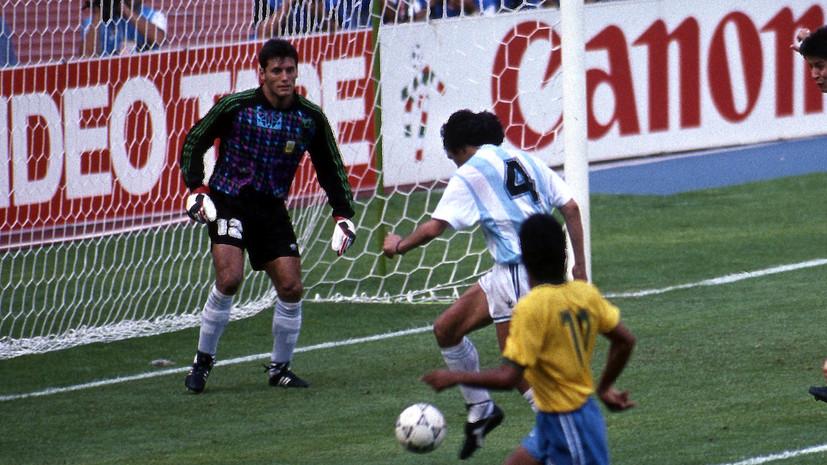 Экс-вратарь сборной Аргентины Гойкочеа рассказал о своей необычной примете на футбольном поле