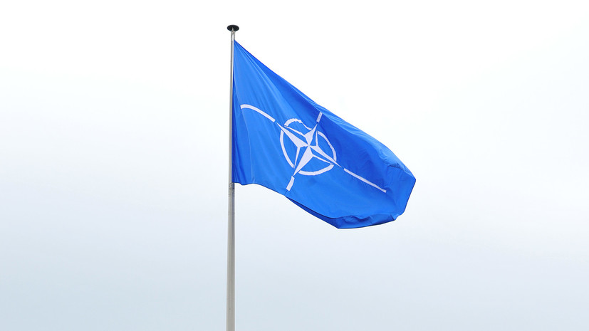 Американский журнал привёл пример провокации НАТО по отношению к России