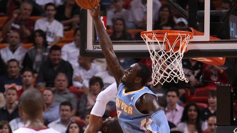 Экс-баскетболист НБА Хиксон арестован за вооружённое ограбление