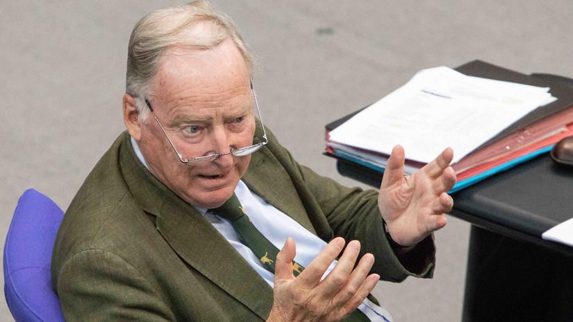 СМИ: Глава МВД ФРГ заявил, что больше не может работать с Меркель