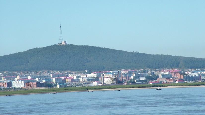 Речной пункт погранперехода в Хабаровске перешёл на особый режим из-за обмелевшего Амура