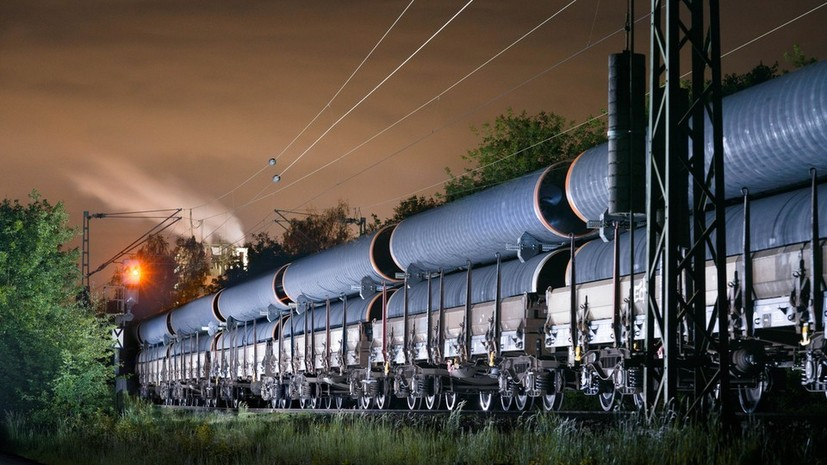 «Истерика киевских властей»: в Раде назвали «Северный поток — 2» «российским оружием в Берлине»