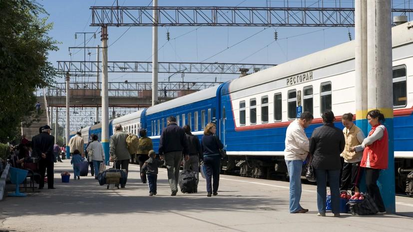 Один человек погиб при крушении поезда в Казахстане