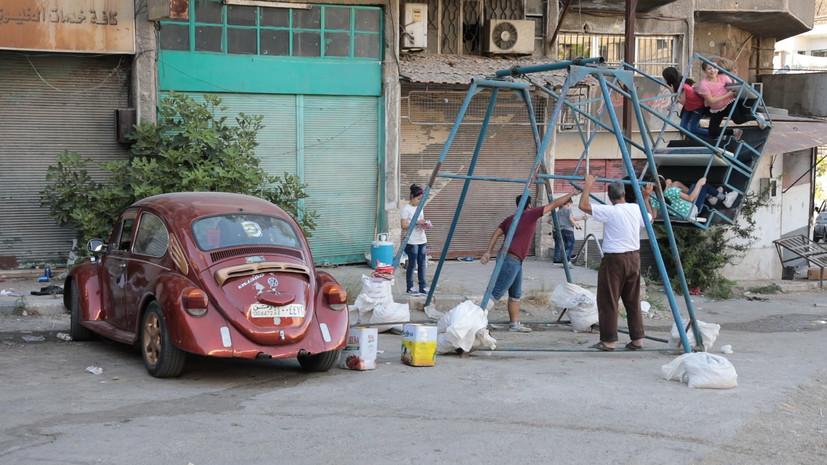«Бок о бок с сирийцами без всяких притеснений»: как в Дамаске живут потомки переселенцев с Кавказа