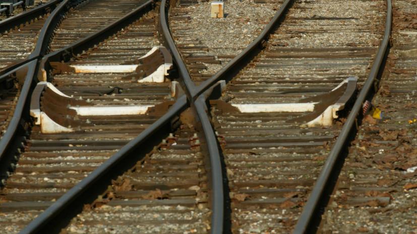 Названа вероятная причина крушения поезда в Казахстане