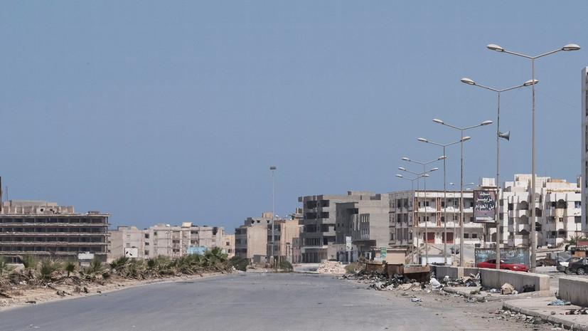 СМИ: В Ливии захватили одного из авторитетных лидеров «Аль-Каиды»
