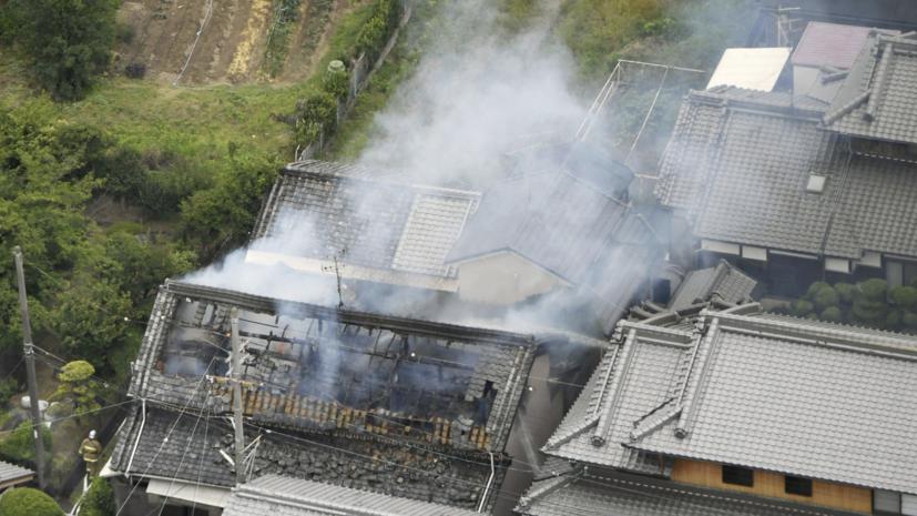 Генконсульство: данных о пострадавших при землетрясении в Японии россиянах не поступало