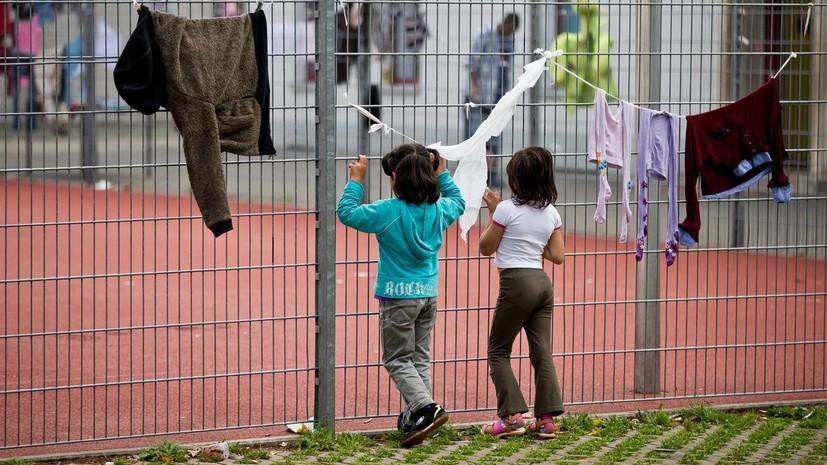 СМИ: МВД Германии планирует заменить пособия для беженцев неденежной помощью
