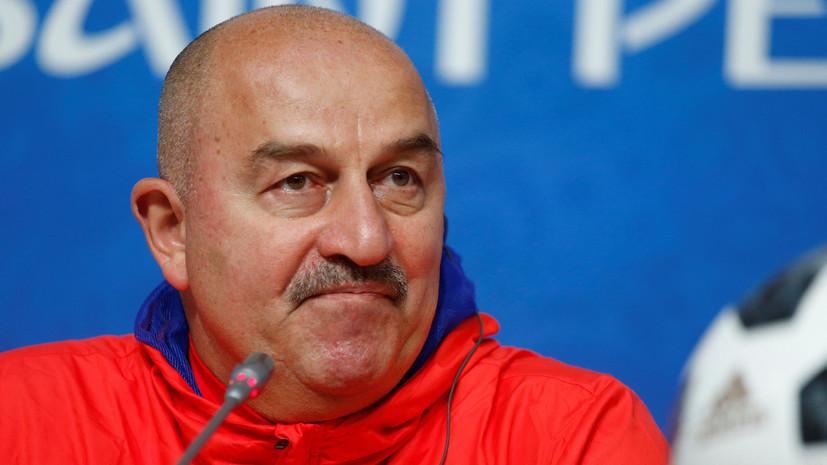 Черчесов признался, что переживал за сборную Германии в матче ЧМ-2018  с Мексикой