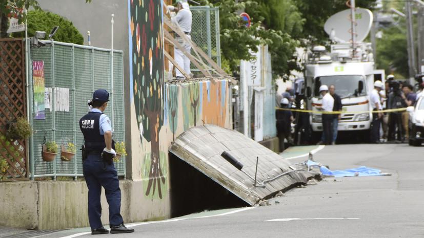 Число пострадавших при землетрясении в Японии возросло до 349