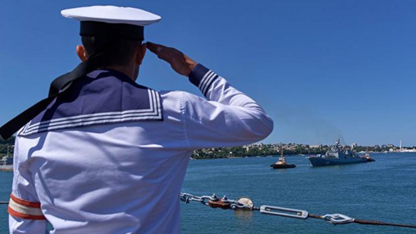 Новый патрульный корабль Черноморского флота провёл первые артиллерийские стрельбы