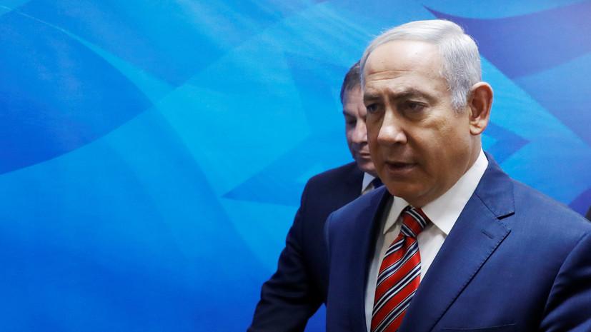 Нетаньяху посетил Иорданию с необъявленным визитом