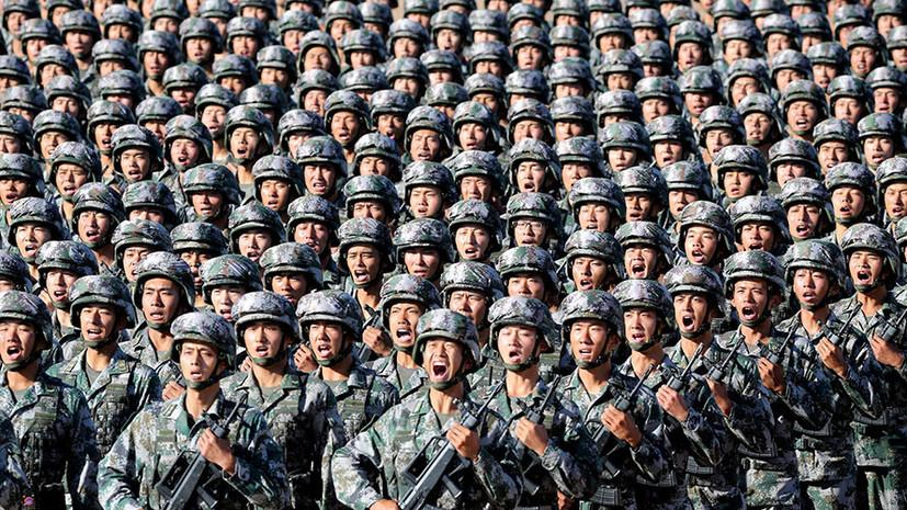 В параде на День независимости Белоруссии примут участие китайские военные