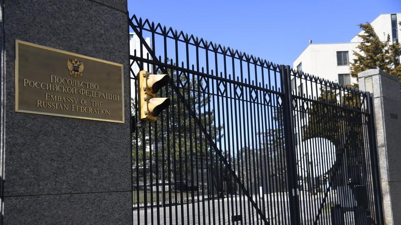 Вашингтон не имеет морального права вмешиваться во внутренние дела Москвы