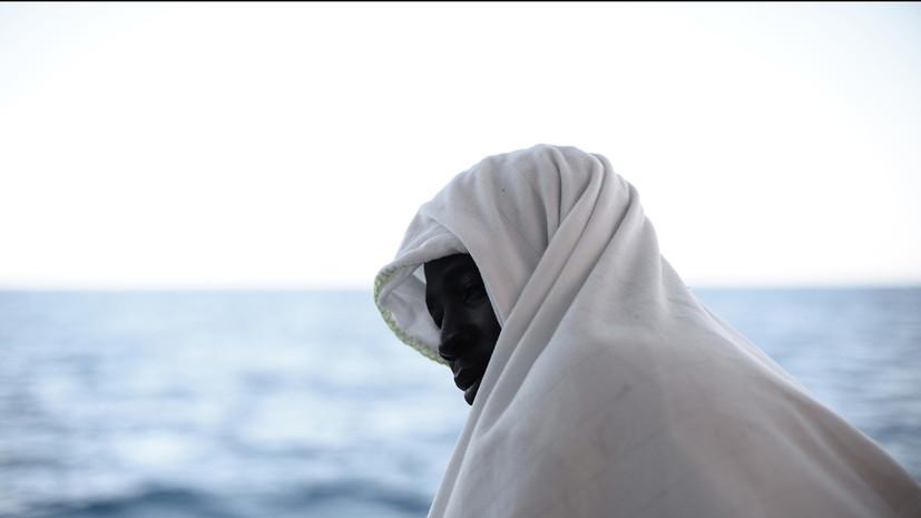 Число прибывших по морю в Европу мигрантов и беженцев превысило 40 тысяч