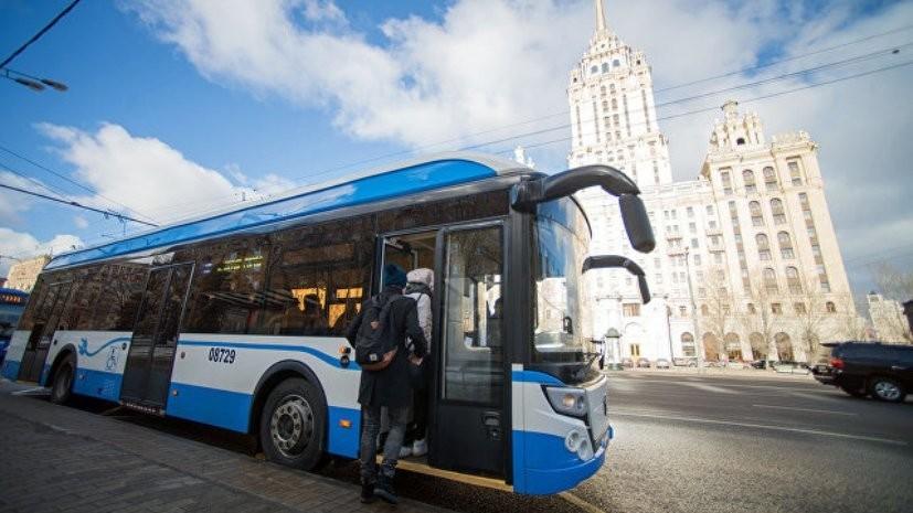 В России могут обязать оборудовать все автобусы и троллейбусы кондиционерами