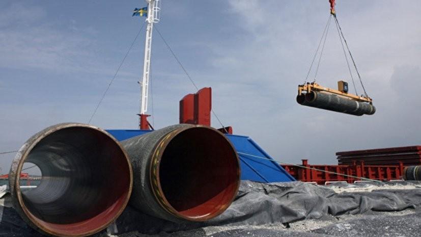 Nord Stream 2 получила почти все трубы для строительства «Северного потока — 2»