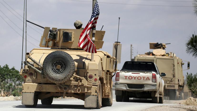 СМИ: В Сирии осуждают присутствие сил Турции и США в Манбидже