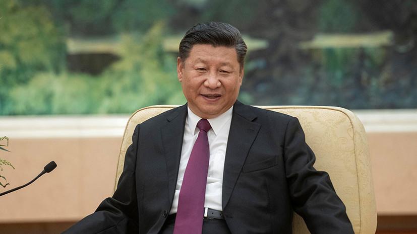 Си Цзиньпин заявил о твёрдой поддержке КНДР со стороны Китая