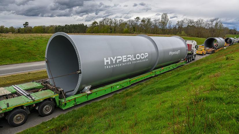 На Украине надеются построить Hyperloop в ближайшие пять лет