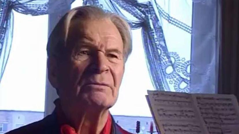 Музыкант-балалаечник Михаил Рожков умер на 100-м году жизни